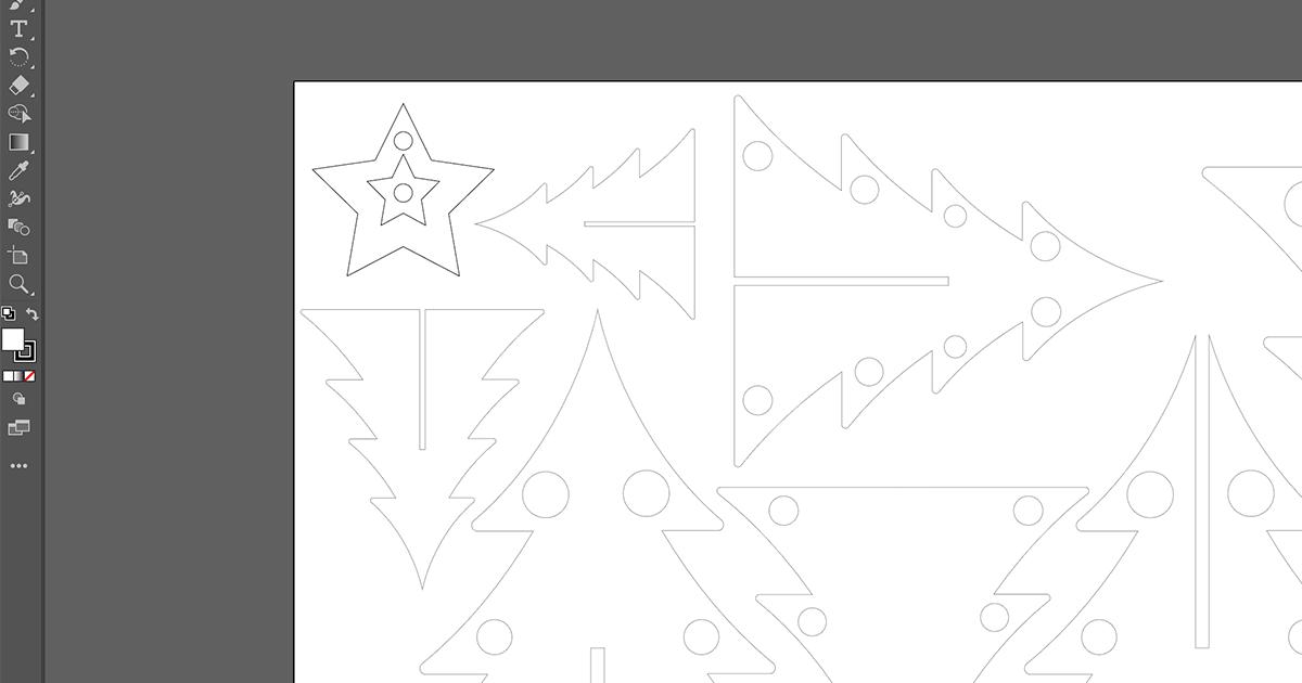 Inny kontur w Adobe Illustrator
